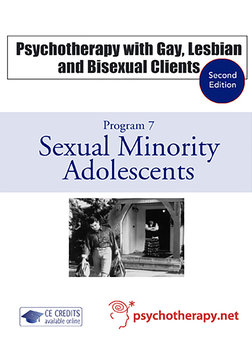 Sexual Minority Adolescents - With Ron Scott